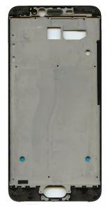 Рамка корпус Meizu M5 черная