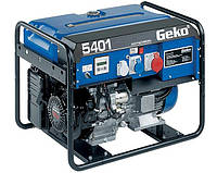 Трехфазный бензиновый генератор GEKO 5401 ED-AA/HHBA (4.1 кВт)