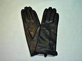 Перчатки Pittards 609 женские кожаные демисезонные