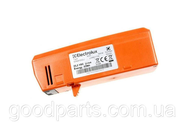Батарейки (аккумуляторы) к пылесосу Electrolux 140039004480