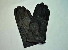Перчатки Pittards 611 женские кожаные демисезонные