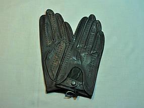 Перчатки Pittards 612 женские кожаные демисезонные