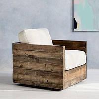 """Кресло """"Масив"""", кресло лофт, мягкое кресло, кресло для дома, офиса, кафе, кресло на металлическом каркасе"""