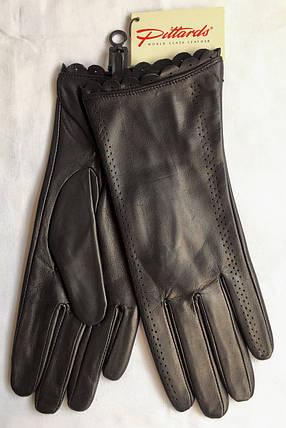 Перчатки Pittards 617 женские кожаные демисезонные, фото 2