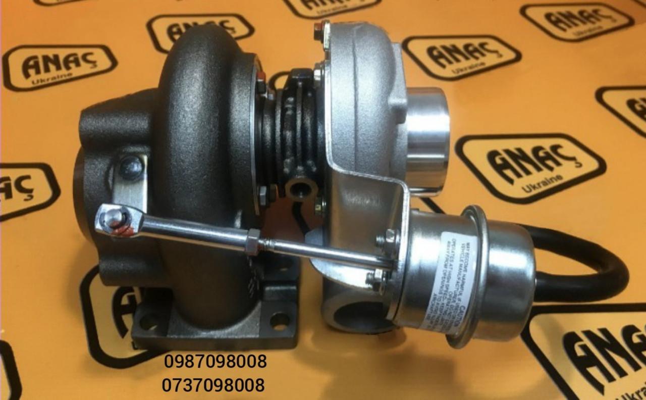 Турбокомпрессор для двигателя Perkins серии AK на JCB 3CX, 4CX номер : 02/202400, 02/201880