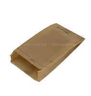 """Пакет бумажный """"саше"""" 150*50*280 (1000 шт. в упаковке)"""