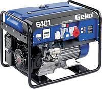 Трехфазный бензиновый генератор GEKO 6401 ED-AA/HHBA (6,1 кВа)