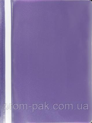 Файл скоросшиватель BUROMAX   цвет: фиолетовый, фото 2