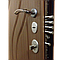 Входные двери ( сталь 3 мм.) МДФ + МДФ 8 мм+Доп. контур+ Замок MOTTURA С СИСТЕМОЙ КРАБ+ВРЕЗНАЯ БРОНЕНАКЛАДКА, фото 5