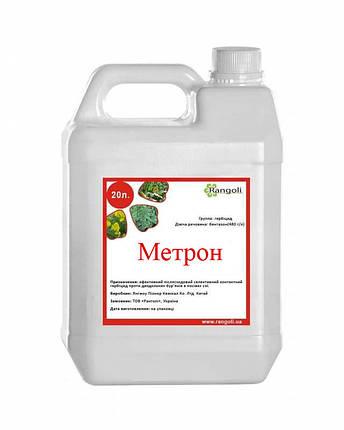 Гербицид Метрон (Голдикс) Rangoli - 5 л, фото 2