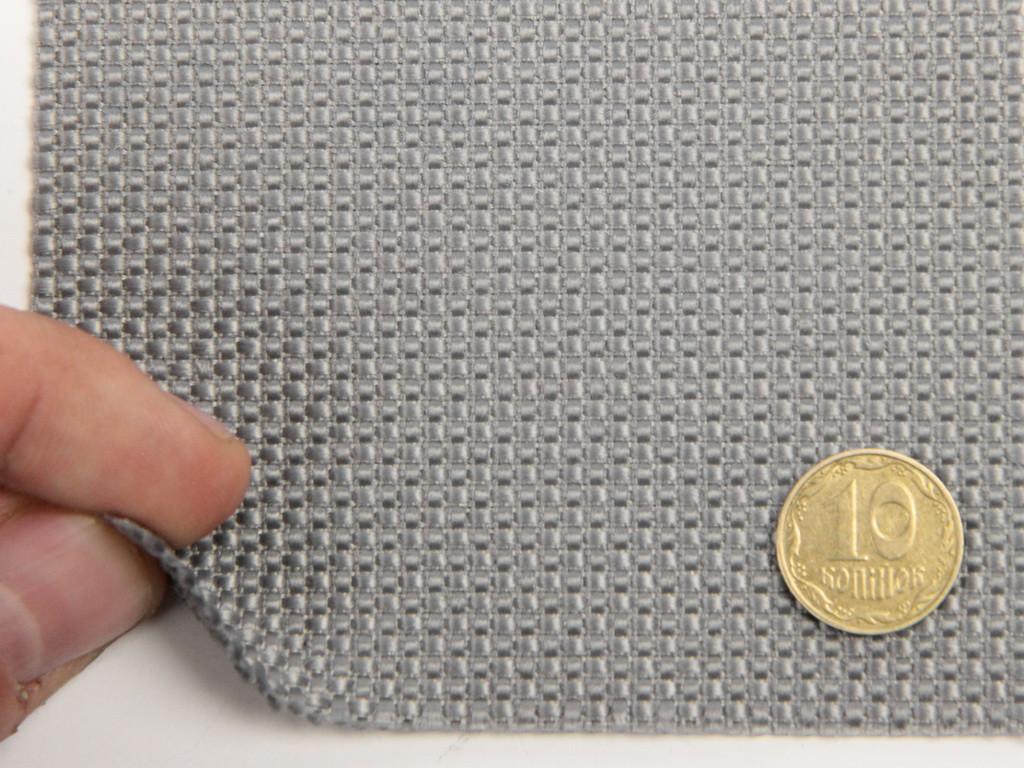 Авто-ткань серая (Германия) для боковой части автомобиля, ширина 1.55м 08-36