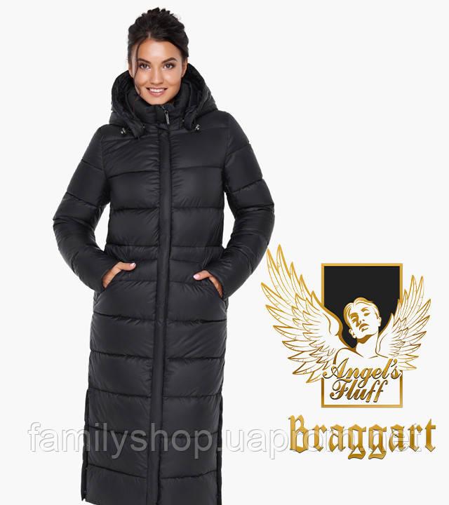 Воздуховик Braggart Angel's Fluff 31007 | Куртка женская зимняя черная