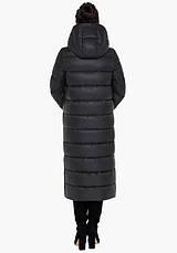 Воздуховик Braggart Angel's Fluff 31007 | Куртка женская зимняя черная, фото 3