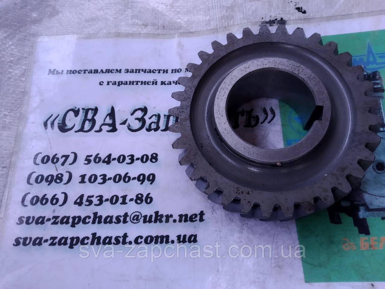 Шестерня КПП ПАЗ ЗИЛ МАЗ 33зуб. третьей передачи промежуточного вала 320570-1701051-10