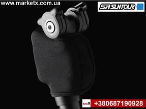 28.6 мм 350мм Оригинальный подседельный амортизационный штырь SUNTOUR SP17 NCX (SP12), от производителя, фото 2