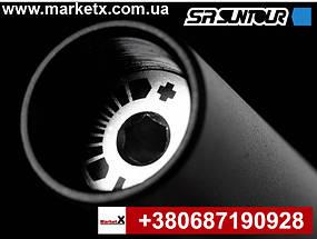28.6 мм 350мм Оригинальный подседельный амортизационный штырь SUNTOUR SP17 NCX (SP12), от производителя, фото 3