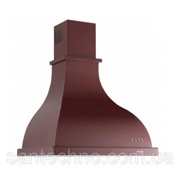 Кухонная  купольная вытяжка Fabiano Neo Rustic 90 (бордовый)