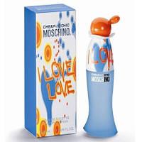 Moschino I Love Love туалетная вода 100 ml. (Москино Ай Лав Лав), фото 1