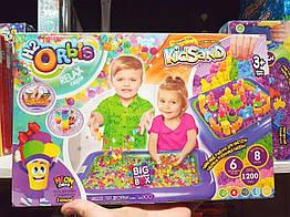 Набор для творчества Орбиз Danko Toys Big Creative Box H2Orbis, укр. (ORBK-01-01U)