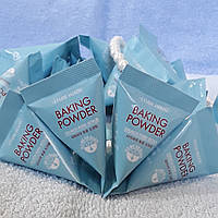 Скраб для глубокого очищения пор в пирамидках Etude House baking powder crunch pore scrub 7г