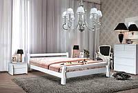 Полуторная Кровать деревянная Монреаль 1,6 ясень