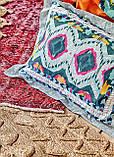 Набор Постельное белье с покрывалом Евро Mishka Karaca Home, фото 2