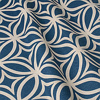 Ткань для декора и штор с  тефлоновым покрытием