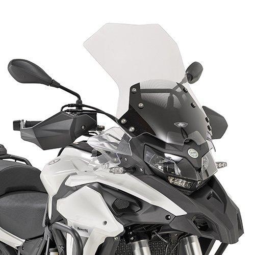 Ветровое стекло Kappa KD8703ST для мотоцикла Benelli TRK 502 (17-18)