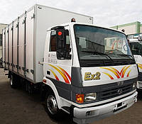 Кузов-фургон хлебный на а/м ТАТА, фото 1
