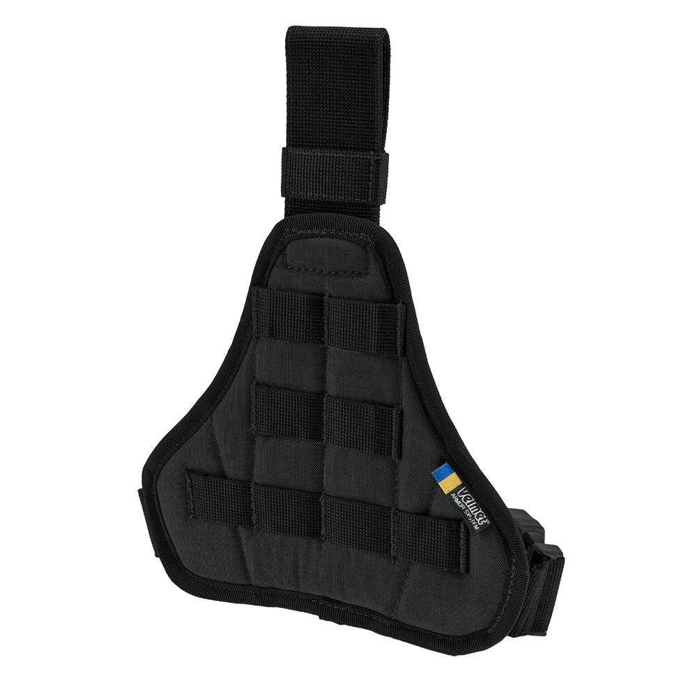 Тактична стегнова платформа Р-01 Black