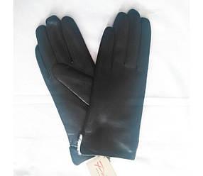 Перчатки Pittards 777 кожаные на меху кролика, женские