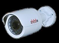 Миниатюрная уличная IP видеокамера 5 Мп CE-217IR24