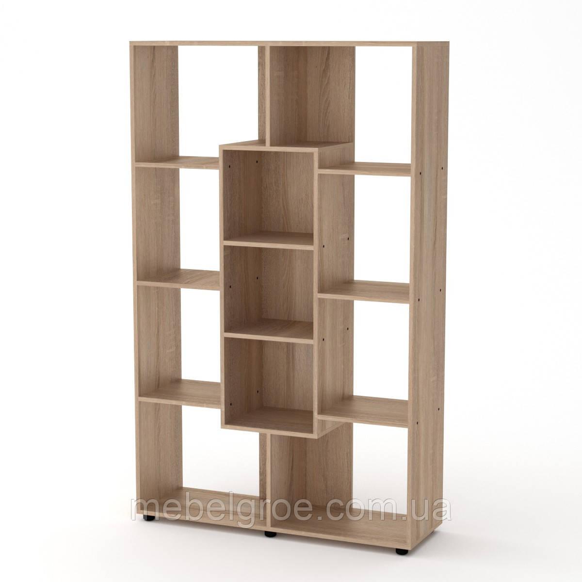 Шкаф книжный КШ 4 тм Компанит
