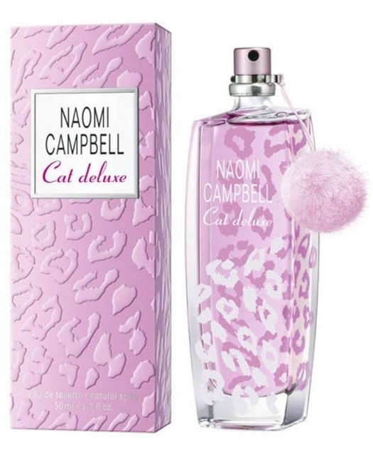 Naomi Campbell Cat Deluxe туалетная вода 75 ml. (Наоми Кэмпбелл Кет Делюкс), фото 1