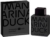 Mandarina Duck Pure Black туалетная вода 100 ml. (Мандарина Дак Пурэ Блэк Мен)