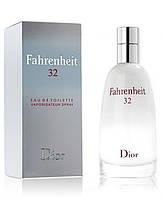Christian Dior Fahrenheit 32 туалетная вода 100 ml. (Кристиан Диор Фаренгейт 32)