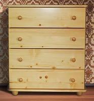 Деревянный Комод для спальни КД-124