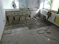 Демонтаж плитки, фото 1