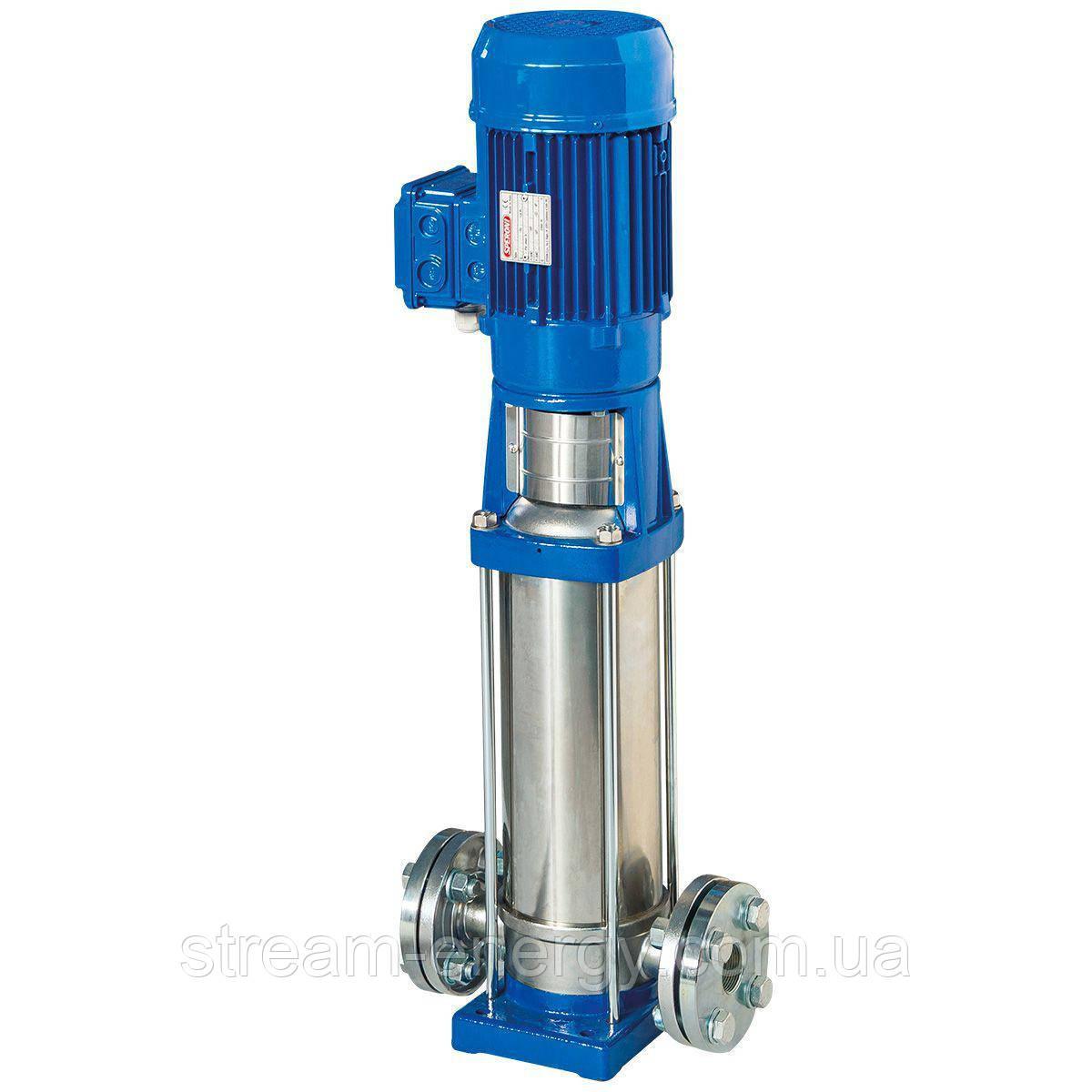 Вертикальный насос для отопления Speroni VS 4-19, напор 183м