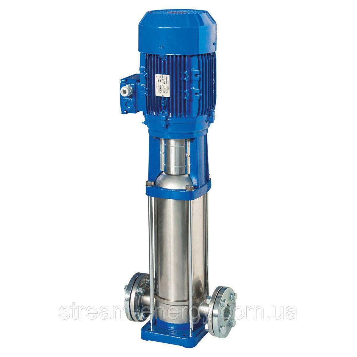 Вертикальний насос для води Speroni VS 16-12, напір 166м