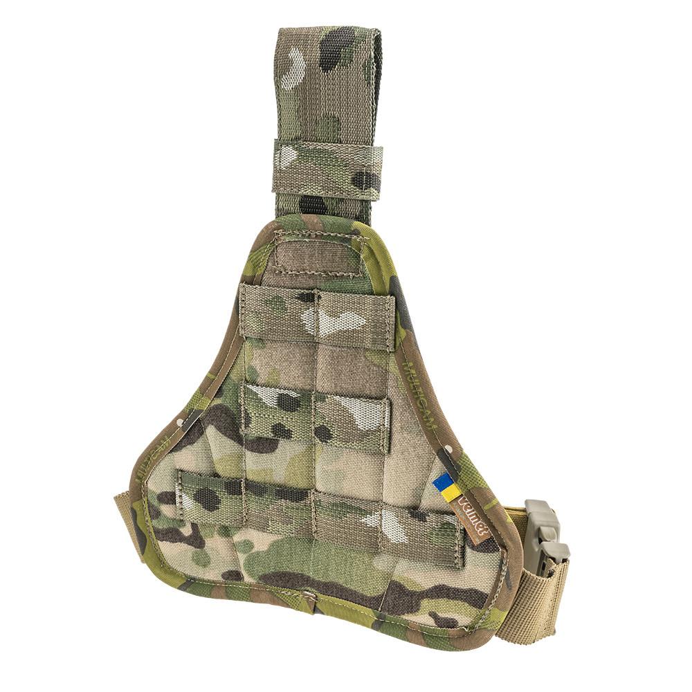Тактична стегнова платформа Р-01 Multicam