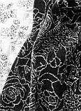 Набор Постельное белье с пледом Евро Brave silver Karaca Home, фото 3