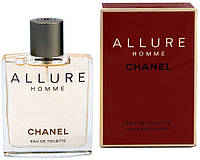 Chanel Allure Homme туалетная вода 100 ml. (Шанель Аллюр Хом), фото 1