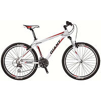 Горный велосипед Giant Rincon матовый белый/красный (GT)