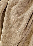 Набор Постельное белье с пледом Евро Brave gold Karaca Home, фото 3