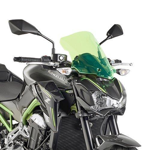 Ветровое стекло Kappa KA4118GR для мотоцикла Kawasaki Z 900 (17-18)