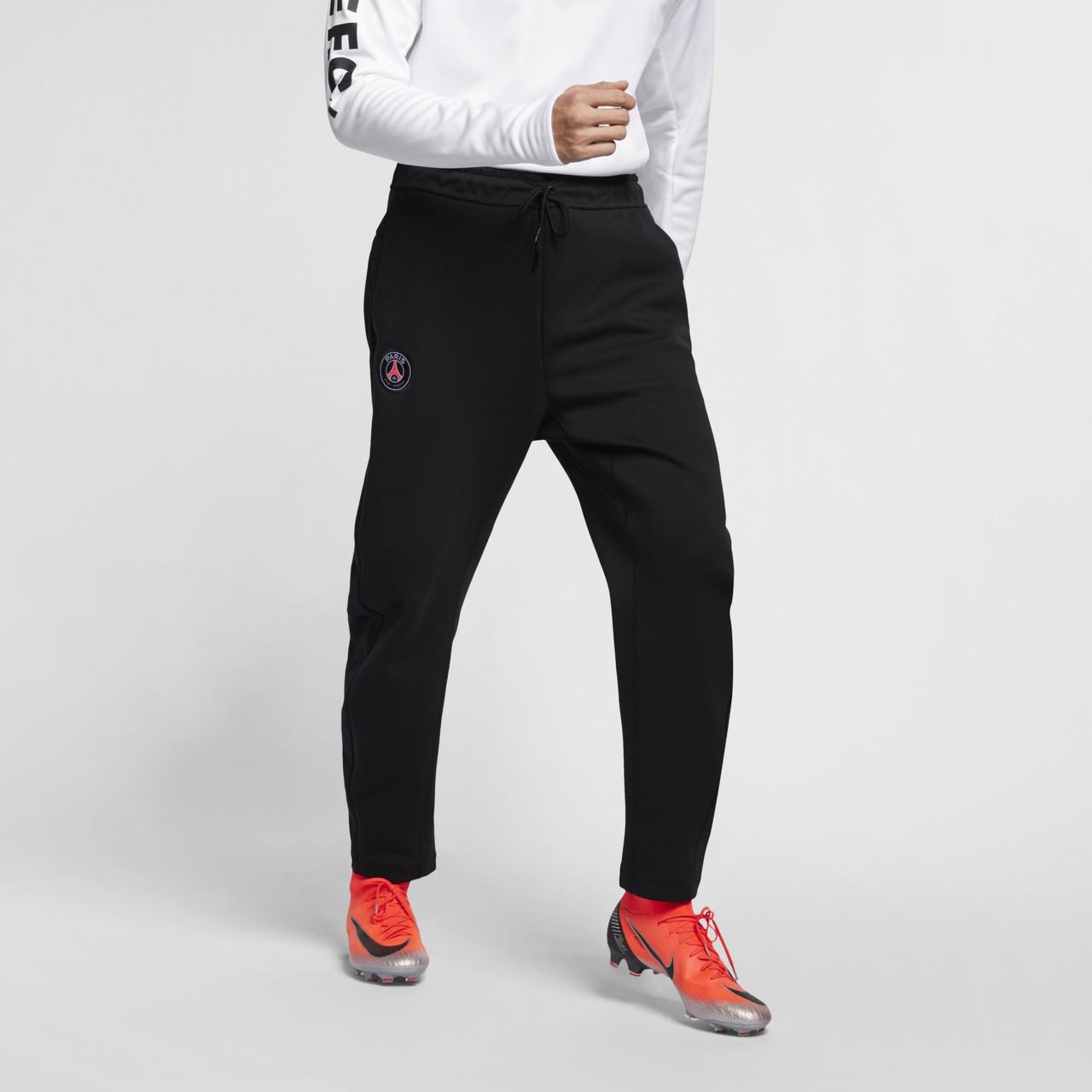 Штаны Nike Paris St-Germain 2018/19 NSW Authentic Tech Fleece. Оригинал