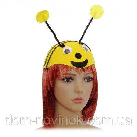 Шляпка Пчелка .