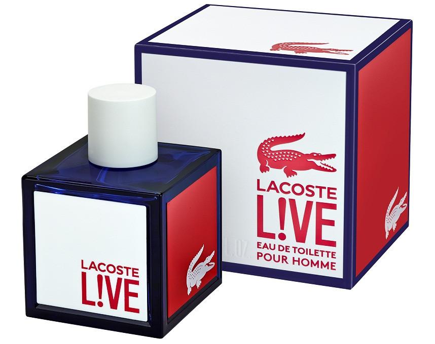 Lacoste Live Pour Homme туалетная вода 100 ml. (Лакост Лив Пур Хом ... edfdb0852b59a
