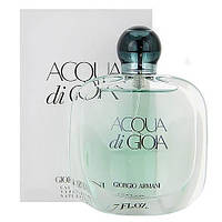 Giorgio Armani Acqua di Gioia парфюмированная вода 100 ml. (Тестер Джорджио Армани Аква Ди Джиоя), фото 1